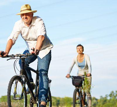 De fiets mee op vakantie? Doen!