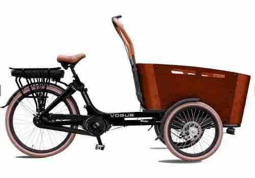 Vogue Elektrische Bakfiets Carry
