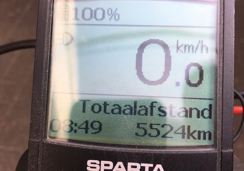 Sparta ION E-Speed Occassion