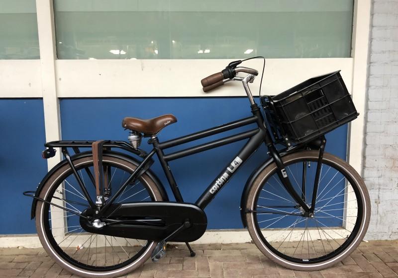 Cortina U4 Transport 24 inch zwart Occassion