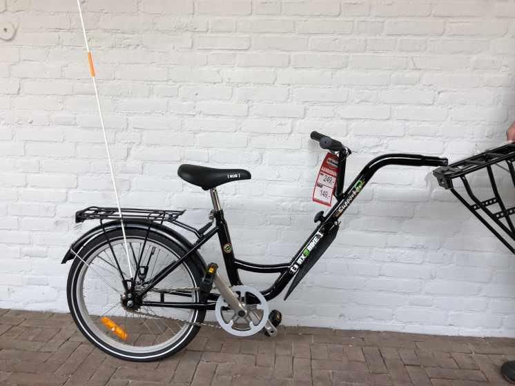 BikeFun Aanhang fiets